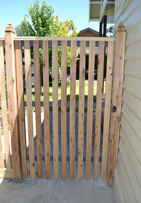 Fences Amp Gates Adrian O Brien Carpenter Moonee